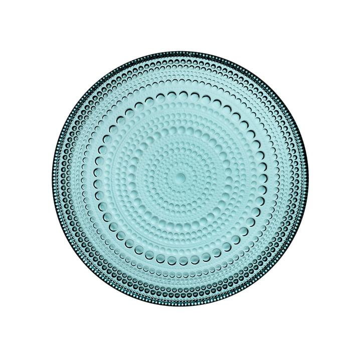 Kastehelmi Teller Ø 17 cm von ittala in seeblau