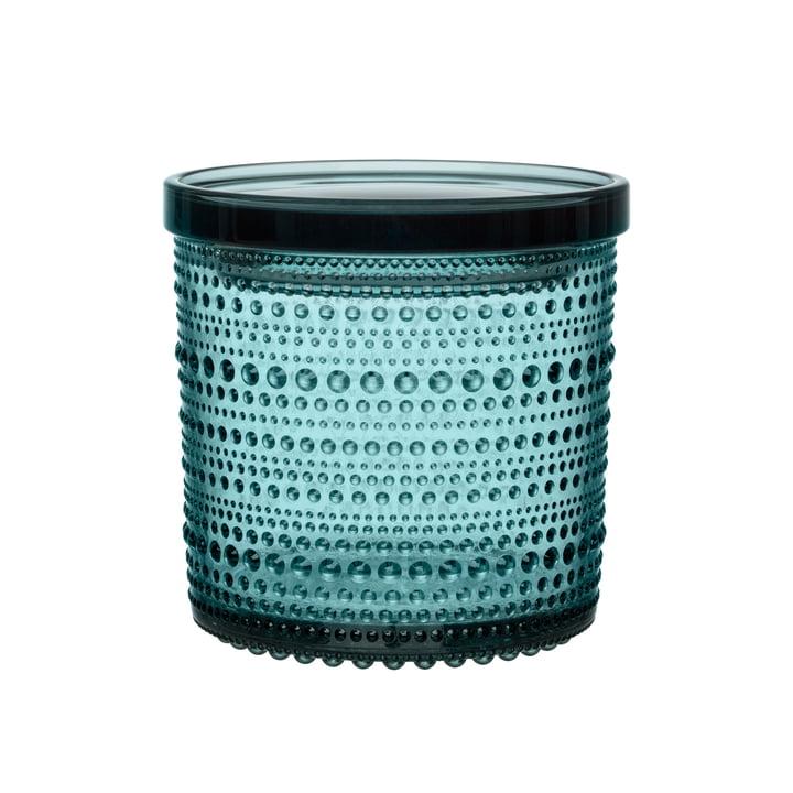 Kastehelmi Vorratsglas 116 x 114 mm von Iittala in seeblau