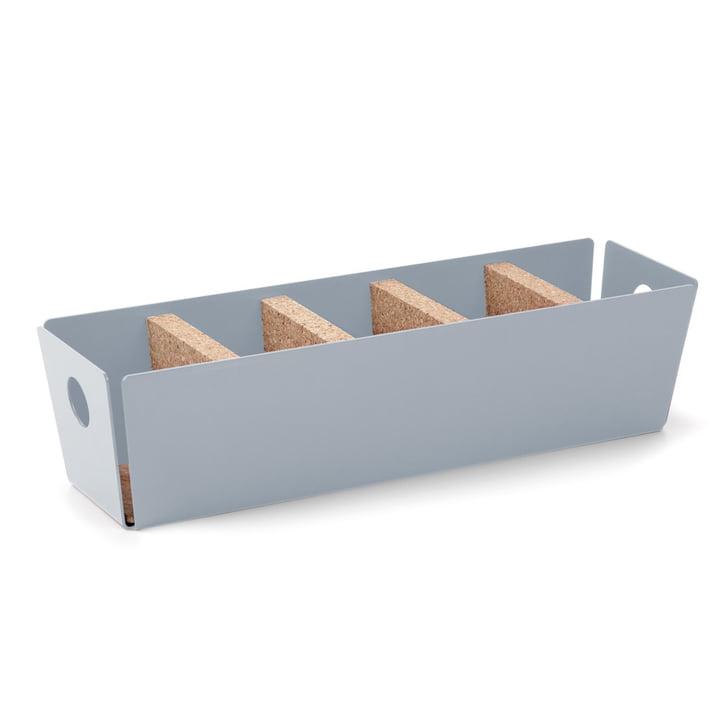 SL47 Shuffle-Box Tischbox in fehgrau von Konstantin Slawinski
