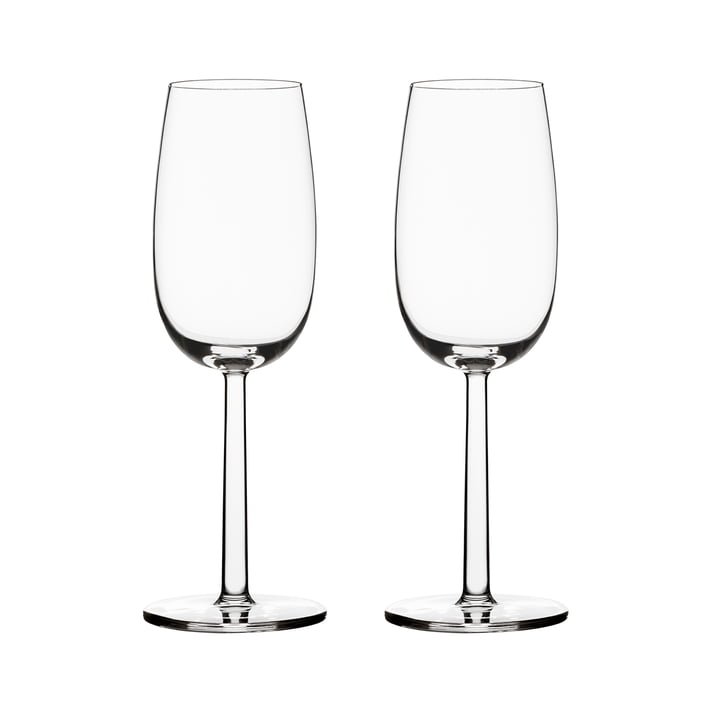 Raami Champagnerglas 24 cl (2er-Set) von Iittala