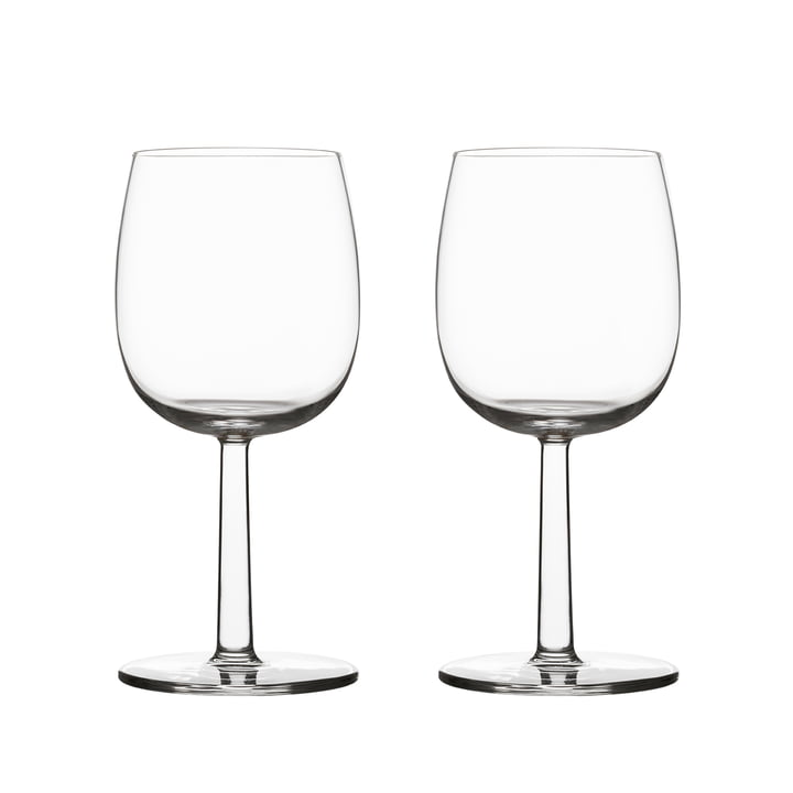 Raami Rotweinglas 28 cl (2er-Set) von Iittala