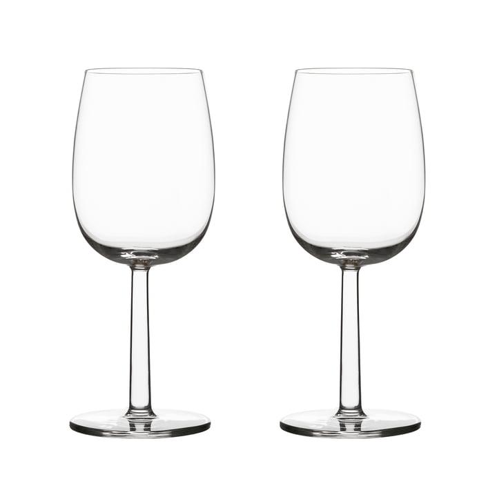 Raami Weißweinglas 28 cl (2er-Set) von Iittala