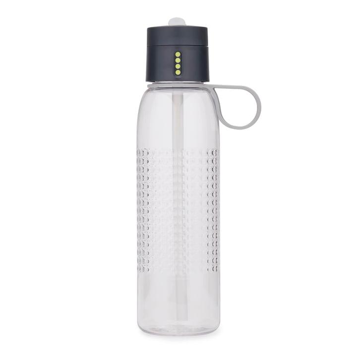 Dot Wasserflasche 750 ml von Joseph Joseph in grau