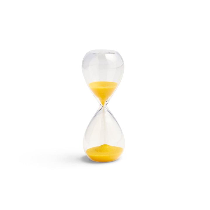 Time Sanduhr S von Hay in lemon yellow