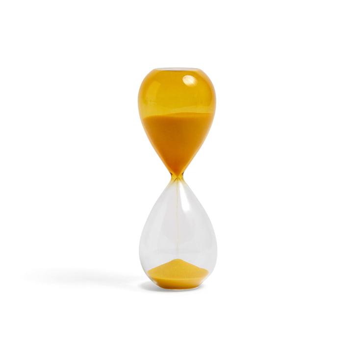 Time Sanduhr M von Hay in gelb