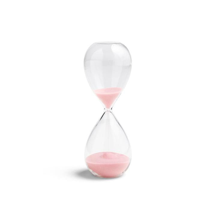 Time Sanduhr M von Hay in light pink