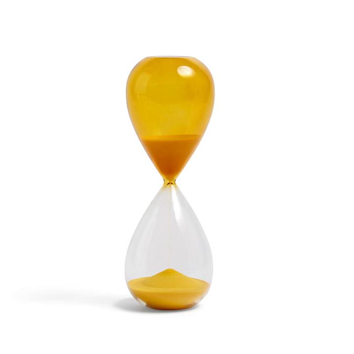 Time Sanduhr L von Hay in gelb