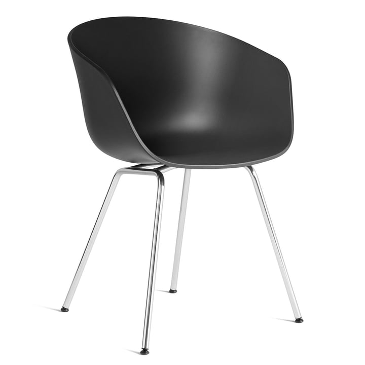 About A Chair AAC 26 von Hay in Chrom / soft black