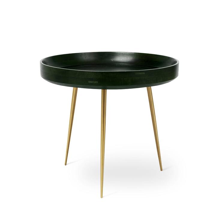 Bowl Table large Ø 52 x H 46 cm von Mater in Nori grün