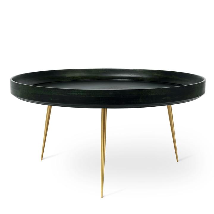Bowl Table XL Ø 75 x H 38 cm von Mater in Nori grün