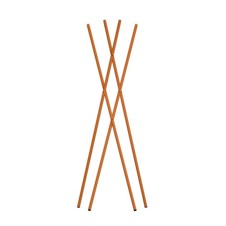 Hash Garderobe von New Tendency in orange