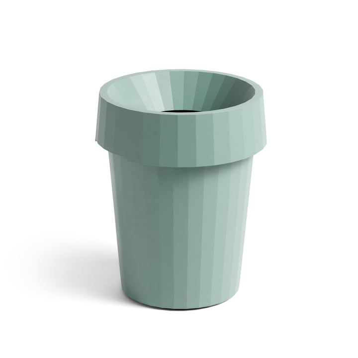 Shade Bin Ø 30 x H 36,5 cm 14 l von Hay in dusty green