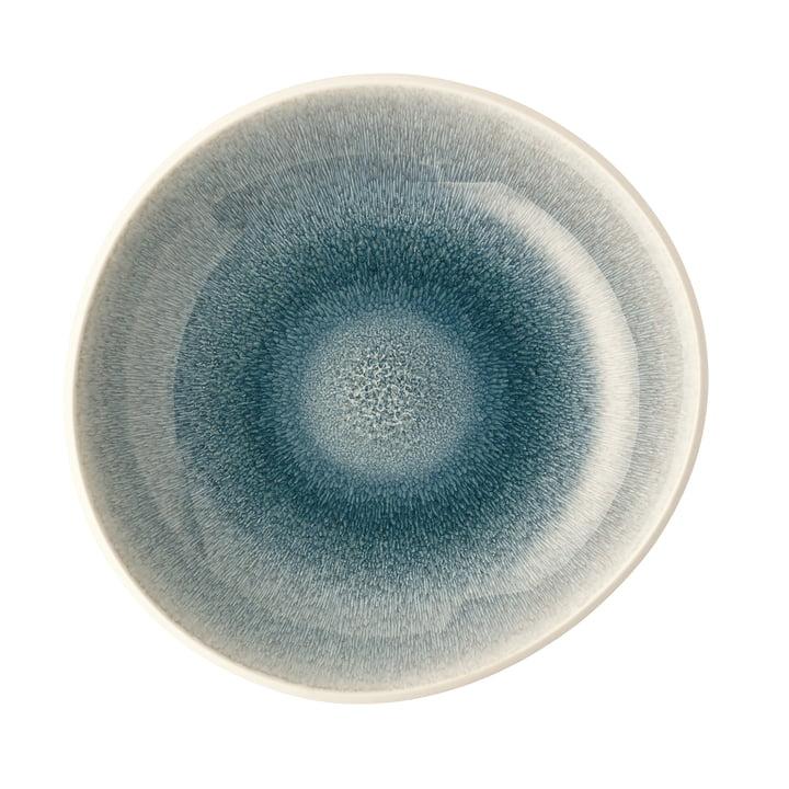Junto Teller Ø 22 cm tief von Rosenthal in aquamarine