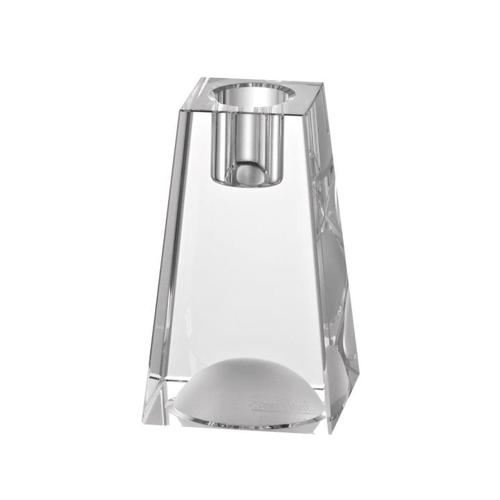 Blockglas Kerzenständer 10 cm von Rosenthalin klar