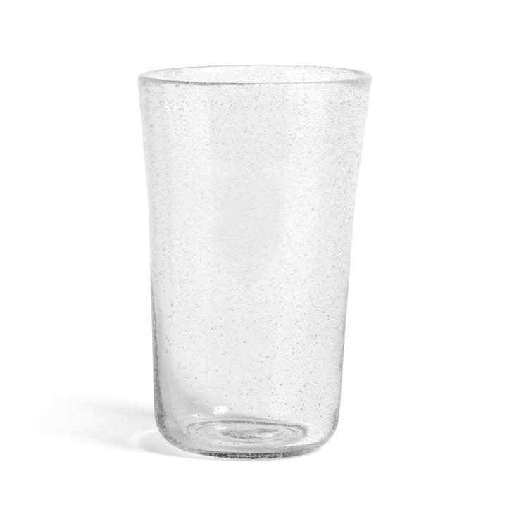 Bubble Vase Ø 16 x H 26 cm von Hay in transparent