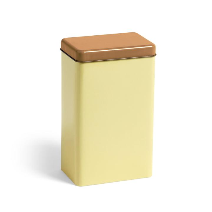 Tin by Sowden Vorratsdose von Hay in gelb