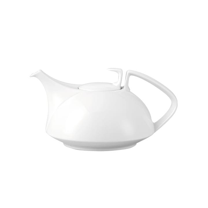 TAC Teekanne klein von Rosenthal in weiß