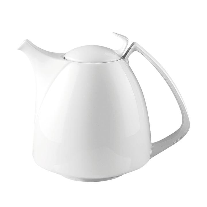 TAC Kaffeekanne von Rosenthal in weiß