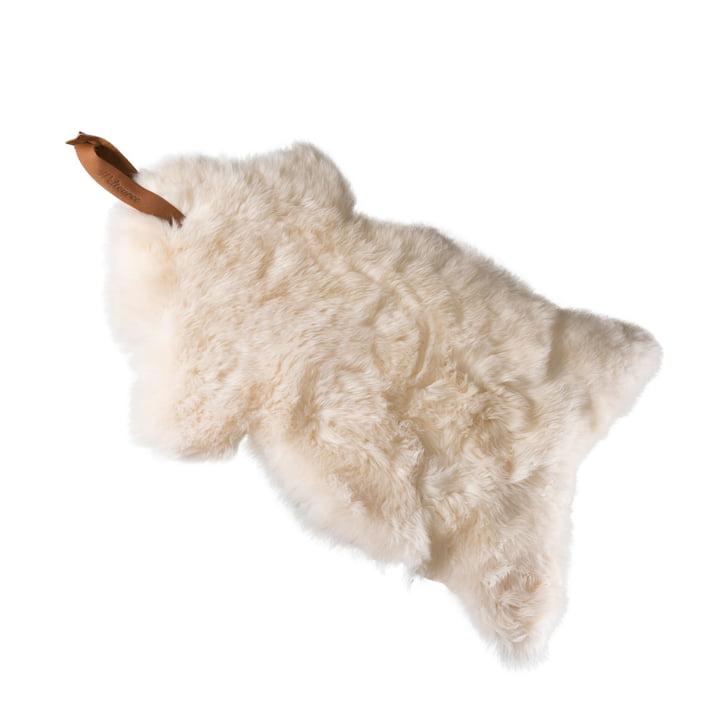 Schafsfell Sheepscoat in weiß von Weltevree