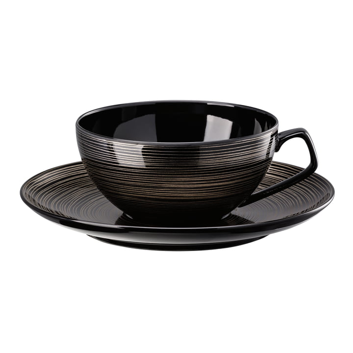 TAC Teetasse von Rosenthal in stripes (2 tlg.)