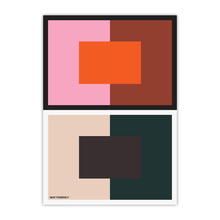 Redefining Natural Poster 60 × 80 cm von New Tendency