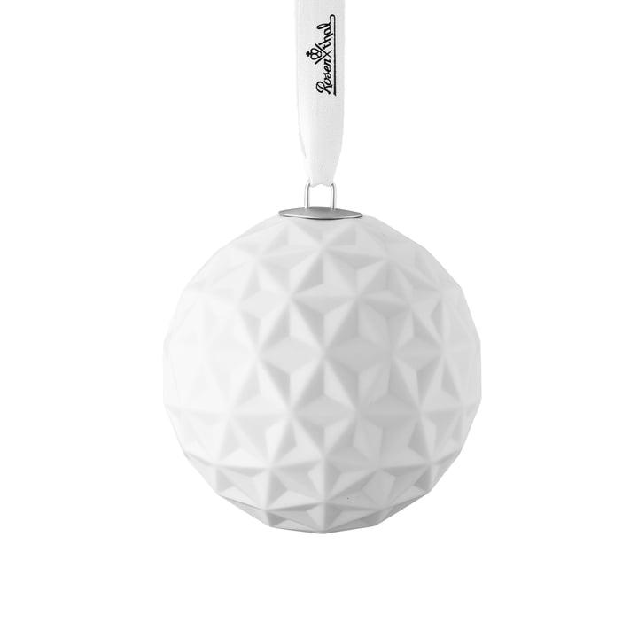 Snowball Porzellankugel Motiv 2 von Rosenthal