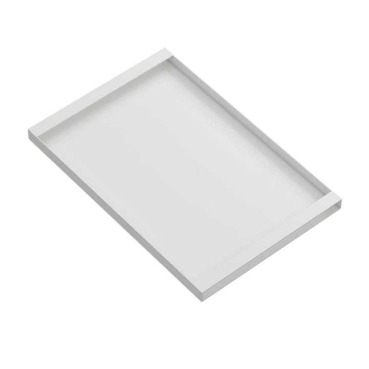 Torei Serviertablett 475 × 315 × 25 mm von New Tendency in weiß