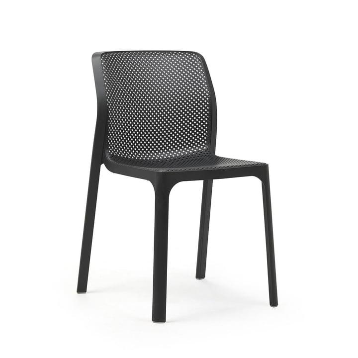 Der Bit Stuhl in anthrazit von Nardi