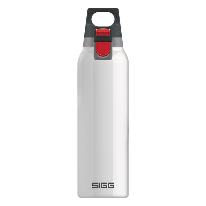 Hot & Cold ONE Thermosflasche 0,5 l von Sigg in weiß