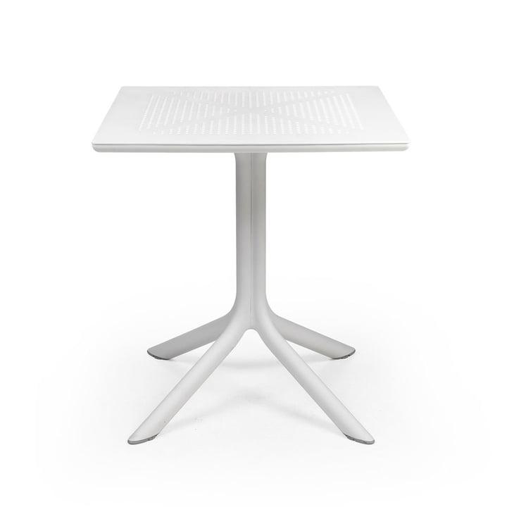 Der ClipX 70 Tisch in weiß von Nardi