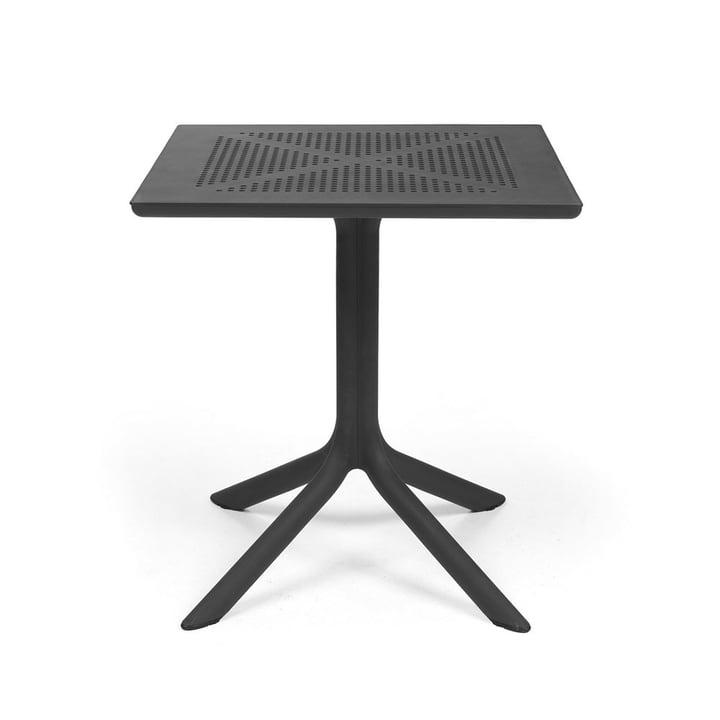 Der ClipX 70 Tisch in anthrazit von Nardi