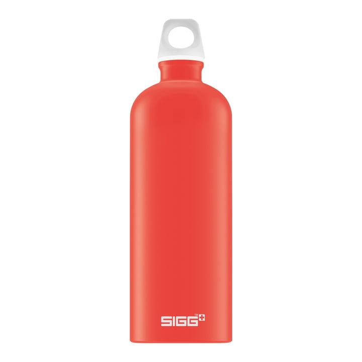 Lucid Trinkflasche 1 l von Sigg in Scarlet Touch