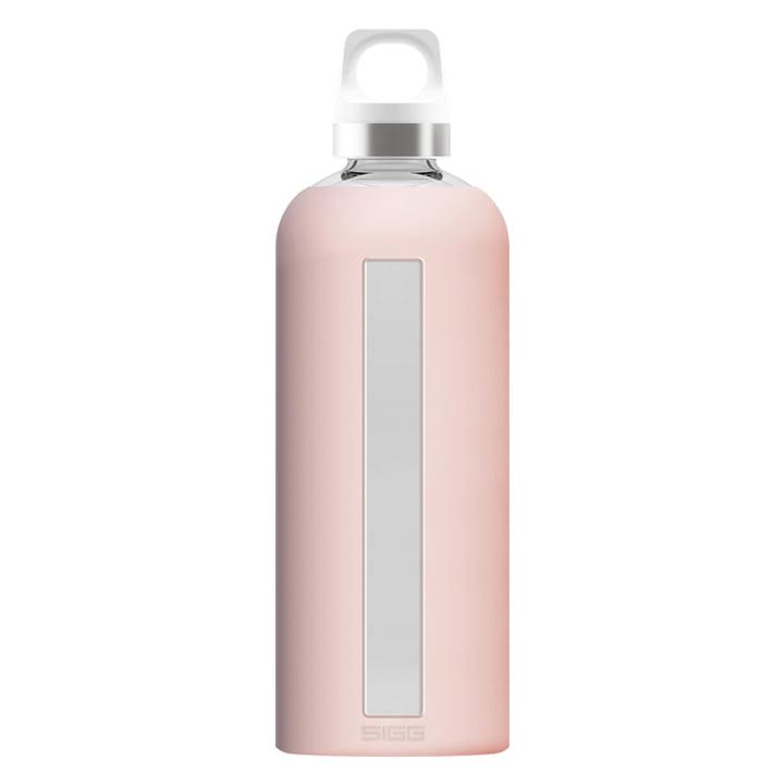 Star Trinkflasche 0,85 l von Sigg in Blush