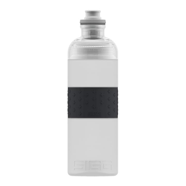 Hero Trinkflasche 0,6 l von Sigg in transparent