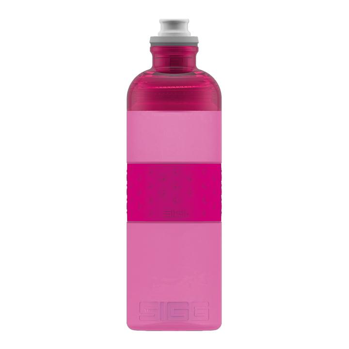 Hero Trinkflasche 0,6 l von Sigg in berry