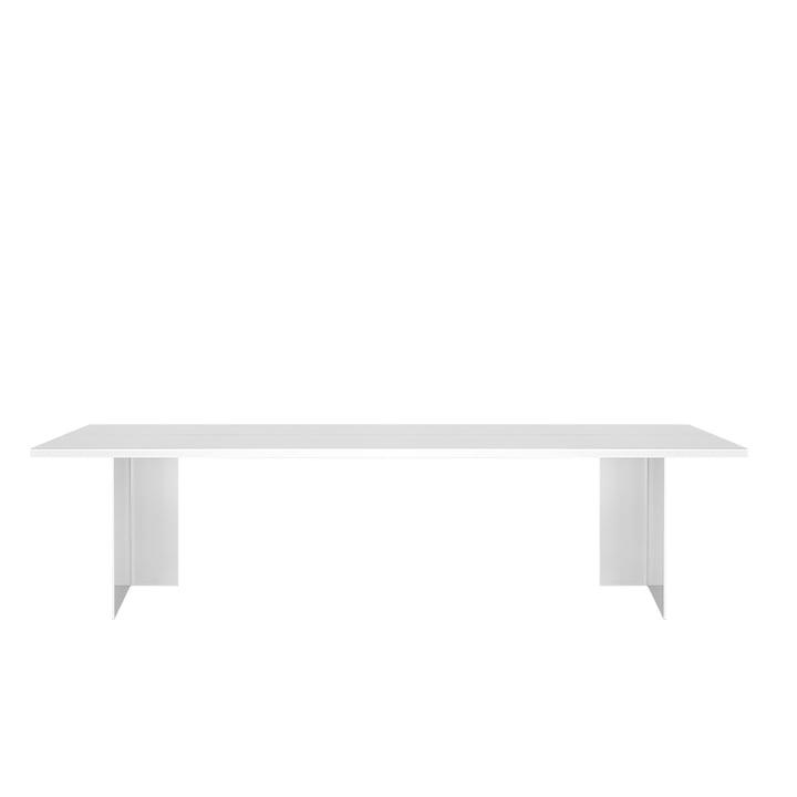 Zebe Sitzbank Large von Objekte unserer Tage in weiß