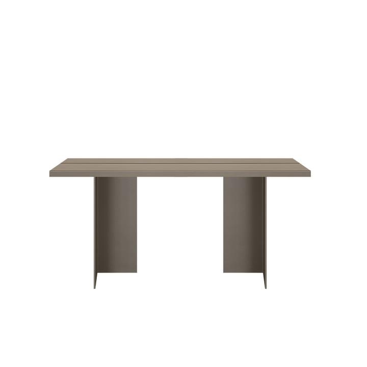 Zebe Tisch 150 x 85 cm von Objekte unserer Tage in oliv