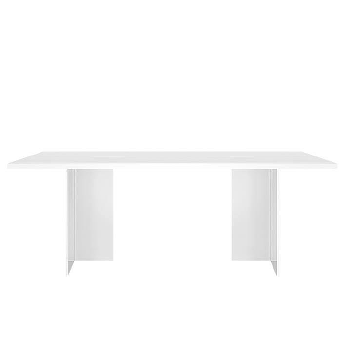 Zebe Tisch 200 x 85 cm von Objekte unserer Tage in weiß
