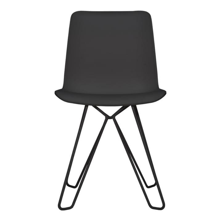 Schäfer Stuhl von Objekte unserer Tage in schwarz
