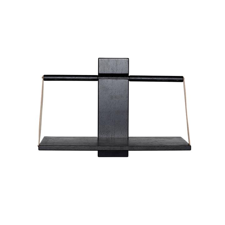 Wood Wall Hängeregal 45 x 20 x H 32 cm von Andersen Furniture in schwarz