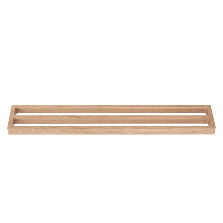 Handtuchhalter double von Andersen Furniture aus Eichenholz