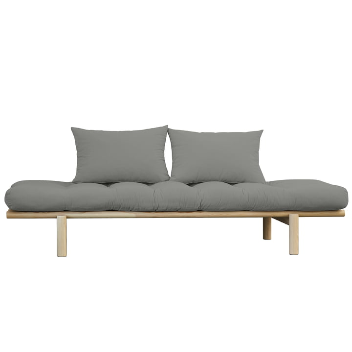 Pace Daybedin Natur / grau (746) von Karup Design