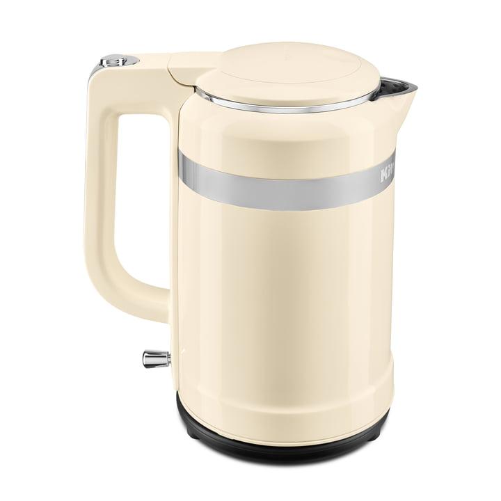 Design Wasserkocher 1,5 l von KitchenAid in créme