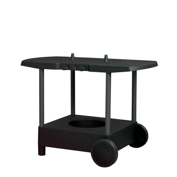 Tavolo Tisch für Forno Gasgrill in anthrazitgrau von Morsø