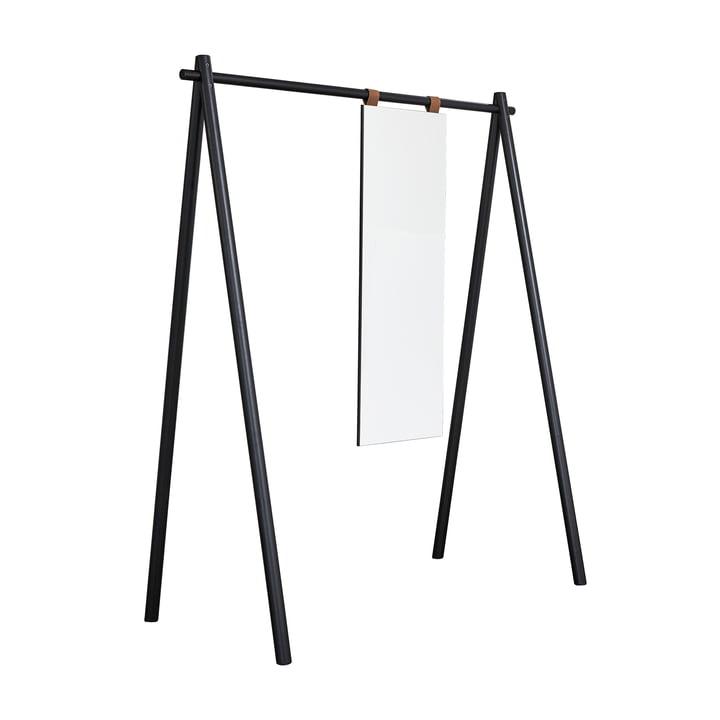 Hongi Garderobe mit Spiegel in schwarz von Karup Design