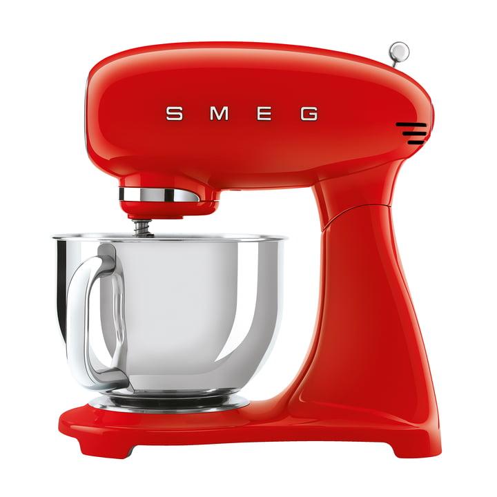 Küchenmaschine SMF03 in rot von Smeg