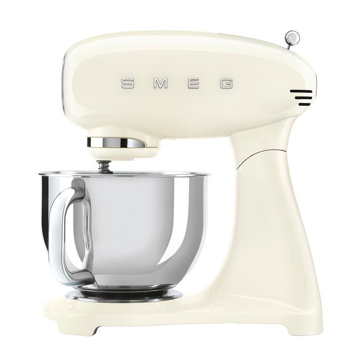 Küchenmaschine SMF03 in creme von Smeg