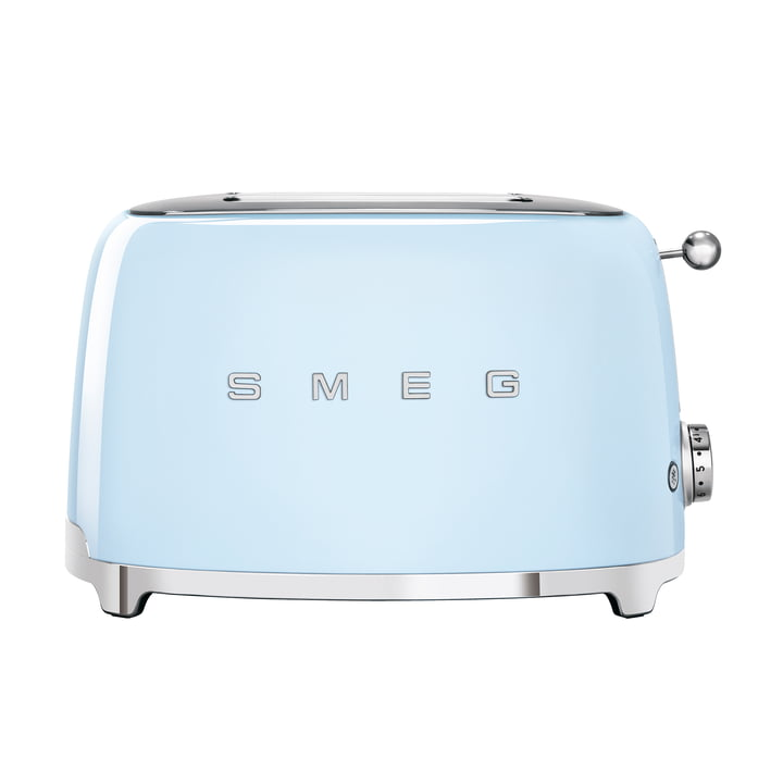 2-Scheiben ToasterTSF01 in pastellblau von Smeg