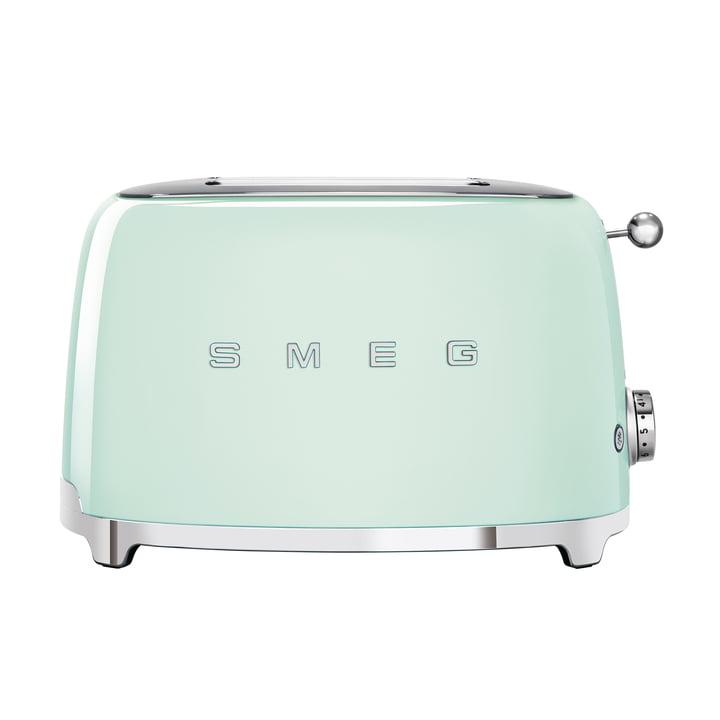 2-Scheiben ToasterTSF01 in pastellgrün von Smeg