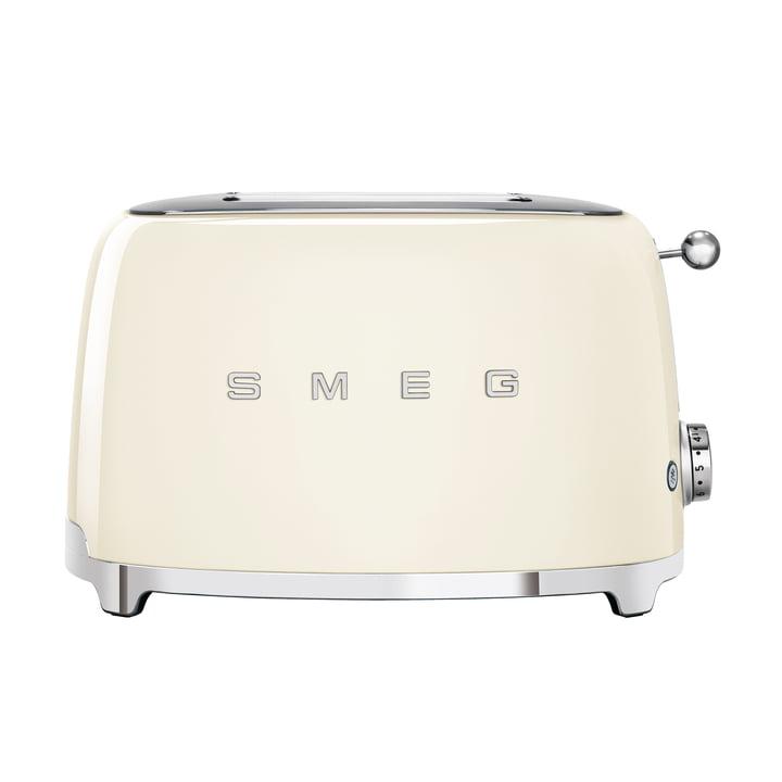 2-Scheiben ToasterTSF01 in creme von Smeg